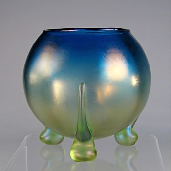 Loetz Luna Optisch - Art Glass
