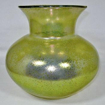 Loetz Silberiris II (1907 ).  PN II-5014 - Art Glass
