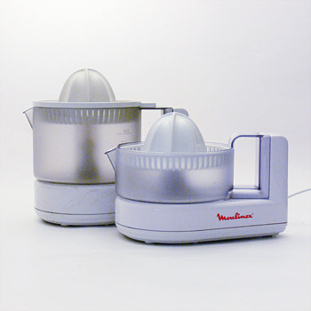Juicers for Moulinex. André Ricard (1985)