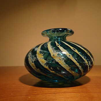 PHOENICIAN  MALTA - Art Glass