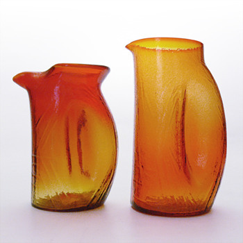 PINGVIN jugs, Christer Sjgren (Lindshammar, 1960s)