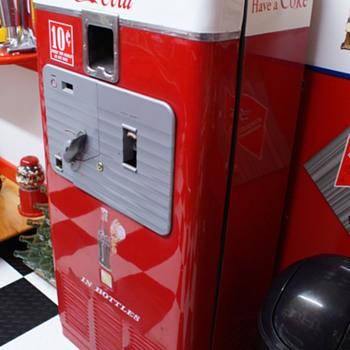 Coke Vendo 33