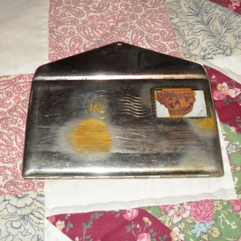 Metal Envelope circa 1939
