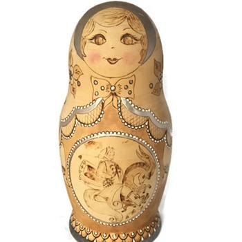 Nesting Dolls!!!