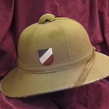 WW II German Kriegsmarine (Navy) Pith Helmet
