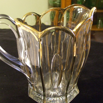 Need Help to ID my EAPG PITCHER....please - Glassware