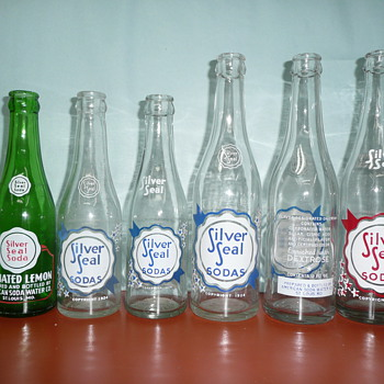 American Soda Water Co. Bottles