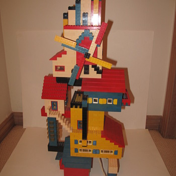 Lego Wind Mill - Toys