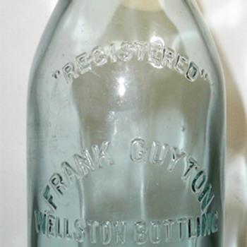Wellston Bottling Works / Town Crier Beverages - Bottles