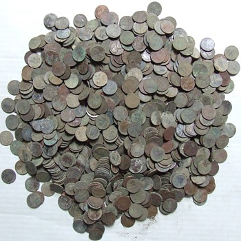 Several More Metal Detector Finds - US Coins