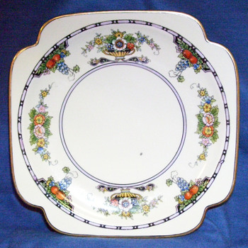 Noritake specialty plates - China and Dinnerware