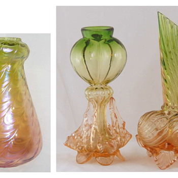 Welz Draped Decor - Likely a Controversial Post – But Here Goes Anyway  - Art Glass