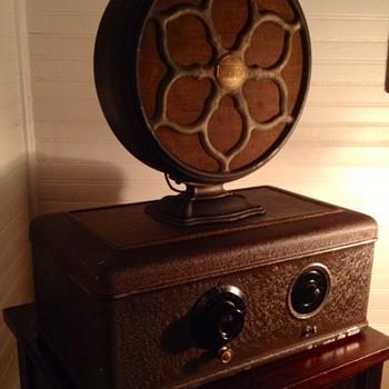 1928 Atwater Kent Model 40 Radio