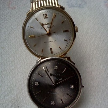 1960 Beau Brummell - Wristwatches