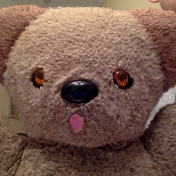 Unidentified Knickerbocker Bear (Teddy)