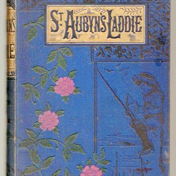 """""""St. Aubyn's Laddie"""" by Eliza C. Phillips - 1882 - Books"""