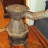 Info Needed  8 sided Cast iron Stove Germany? For heating Sad Irons ?