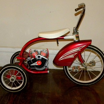 1964 Murray tricycle with toy Motor - Sporting Goods