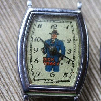 "Latest Ebay finds 1948 ""Dick"" and ""Mick"" - Wristwatches"