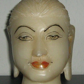 Unusual Portrait of Buddha