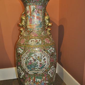 Chinese Urn #1 - Asian