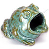 English Frog Smoker Ashtray
