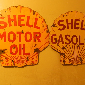 shell pair - Signs