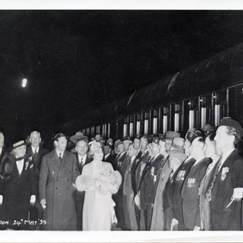 Royal Visit 1939, Brandon, MB