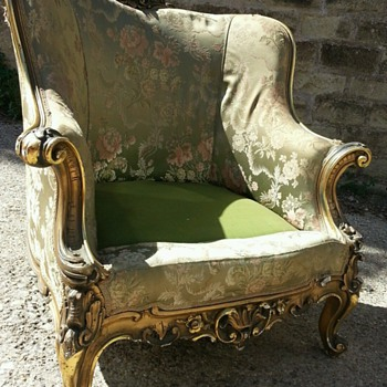 Italian Baroque Chairs - Furniture