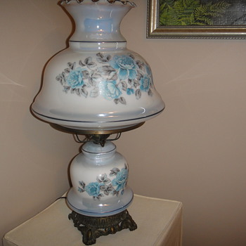 Hurricane Lamp? - Lamps