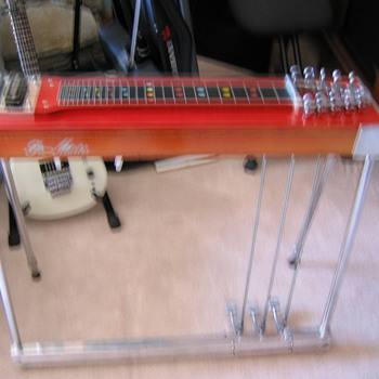 Pro-Master Pedal steel