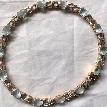 Vintage Diamond bracelet  - Fine Jewelry
