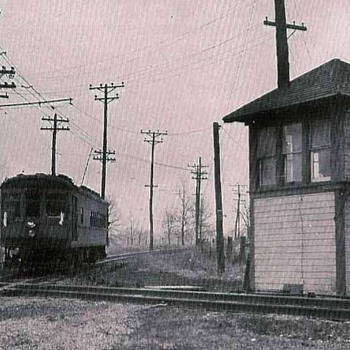 Local interurban photos - Railroadiana
