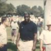 Jackie Robinson Golfing