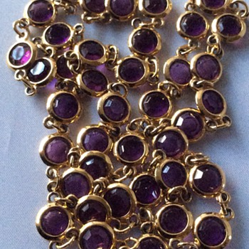 French Renaissance necklace - Fine Jewelry