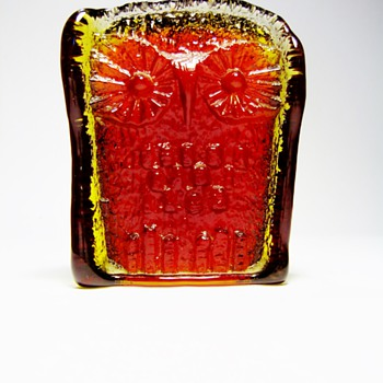 DON SHEPHERD  - Art Glass