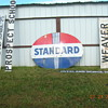 Standard oil sign