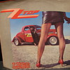 ZZ TOP 45rpm with Picture Sleeve