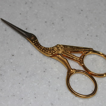 Crane Scissors  - Sewing