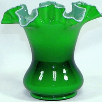 My Favorite Fentons - Art Glass