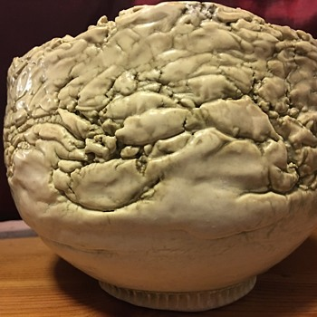 Mouldy food bowl/vase????