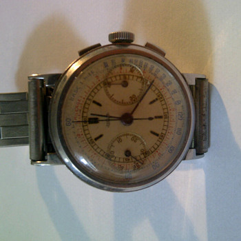 ?1936 Jaeger military watch - Military and Wartime
