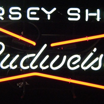 Jersey Shore Neon Sign