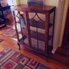 1925-30 Art Deco Curio Cabinet