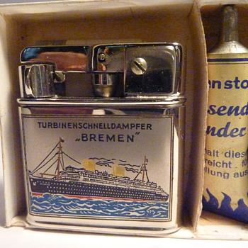 Tausendzunder Vintage Lighter Bremen - Tobacciana