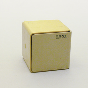 SONY cube radio TR-1825K