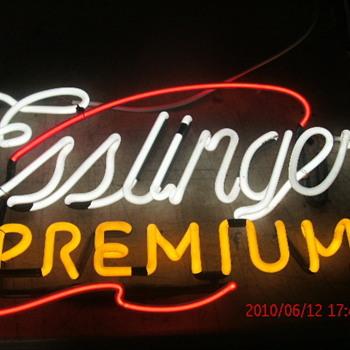 Esslinger Premium neon - Signs