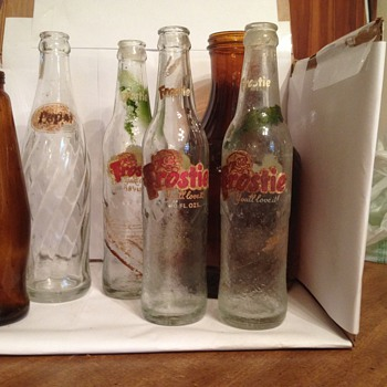 Old Soda Bottles!!! - Bottles