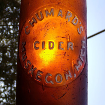 1880s Local Cider - Bottles