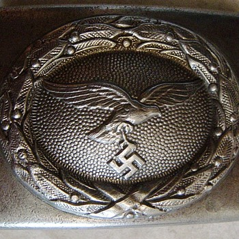 WW2 German belt-buckle